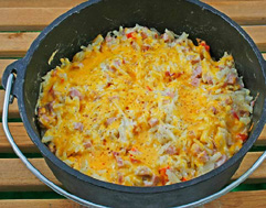 Morning Get Out Of Bed Recipe Dutch Oven Cooking Love