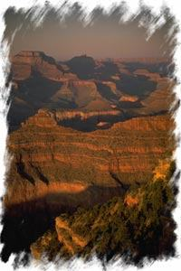 The beauty of the Grand Canyon as shown on the NPS website.