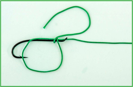Common snell knot favorite knots for sports love the for Common fishing knots